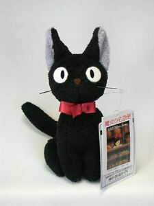 Jiji-New-S-size-plush-doll-Studio-Ghibli