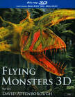 Flying Monsters 3D (Blu-ray Disc, 2011, 3D)