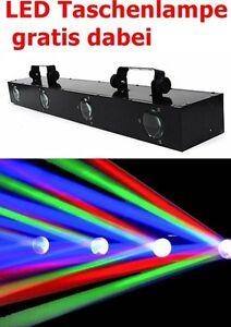 INVOLIGHT-RX350-V-2-LED-DJ-Lichtanlage-Komplett-mit-256-LED-s-Video-Ansehen