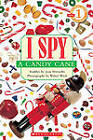 I Spy a Candy Cane by Jean Marzollo (Paperback, 2004)