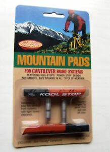 KOOL STOP Bremsschuhe Mountain Pads Dual für Cantilever Bremsen