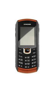 Outdoor-Samsung-Xcover-GT-B2710-Orange-ohne-Simlock-gebrauchter-Zustand
