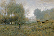 Along-the-River-by-Jon-McNaughton-Landscape-Open-Edition-Paper-Print