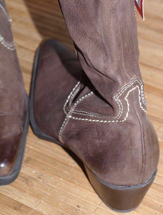 Esprit  Traumschöne  Leder-Stiefel  Traumschöne  .NEU.  Cowgirl Reiter Stiefel   EUR 37 c0870d