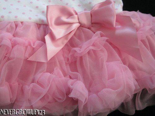 BABY GLAM~PINK//WHITE SANTA BABY~GIRLS INFANT CHRISTMAS DRESS~NB~3M~6M~NWT