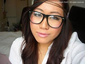 BLACK-WAYFARER-GLASSES-GEEK-NERD-SEXY-FANCYDRESS-FASHION-RETRO-SCHOOL-COSTUME