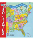 50 States: A State-by-state Tour of the USA by Erin McHugh (Hardback, 2011)