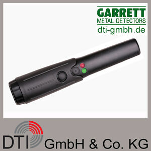 Handdetektor-Garrett-THD-Hand-Held-Sicherheitsdetektor