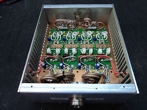 VHF-142-148-MHz-1000-watts-Linear-amplifier-module-without-BLF278transistors-new