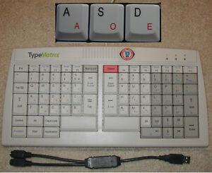 TypeMatrix-Ergonomic-Keyboard-Dvorak-amp-Qwerty