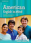 American English in Mind Level 4 Teacher's Edition by Jeff Stranks, Herbert Puchta, Peter Lewis-Jones (Spiral bound, 2012)