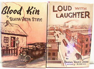 Blood-Kin-amp-Loud-With-Laughter-by-Buena-Vista-Stine-1942-43-Hollywood-Lowdown