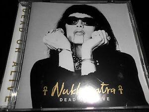 Dead-Or-Alive-Pete-Burns-Nukleopatra-Rare-Australian-13-Track-Picture-Disc-CD