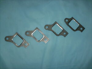 FORD-PINTO-OHC-ENGS-1-3-2-0ALLincRS2000-MEX-NEW-EXHAUST-MANIFOLD-GASKETS-1970-ON