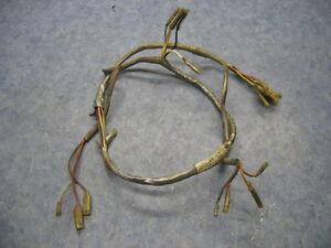 main wiring harness 1964 1968 honda trail 90 ct90 ct200 ct. Black Bedroom Furniture Sets. Home Design Ideas