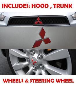 eBay Motors > Parts & Accessories > Car & Truck Parts > Decals/Emblems ... Mitsubishi Lancer Logo Decal
