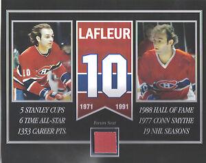 GUY-LAFLEUR-MONTREAL-CANADIENS-FORUM-SEAT-8-X-10-COA