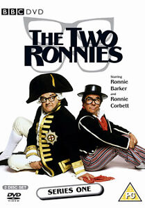 Two Ronnies - Series 1 (DVD, 2007)