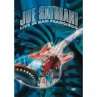 Joe Satriani - Live In San Francisco (DVD, 2001, 2-Disc Set)