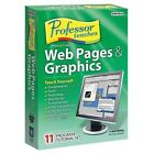 Individual Software Professor Teaches Web Pages & Graphics 8
