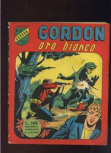 GORDON-Superalbo-ed-Corno-num-16-ORIGINALE-1962