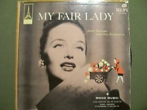 Jack-Hansen-His-Orchestra-My-Fair-Lady-Vinyl-LP-RECORD