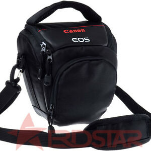 Camera-Case-Bag-B17-for-Canon-DSLR-Rebel-T1i-T2i-T3i-T3-XS-XSi-1100D-600D-60D-5D