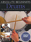 Absolute Beginners Drums + DVD by Sales Music (Mixed media product)