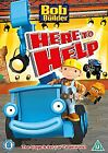 Bob The Builder - Here To Help (DVD, 2012)