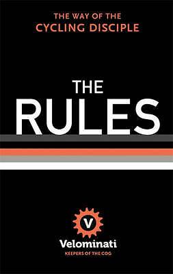 The Rules: The Way of the Cycling Disciple-ExLibrary