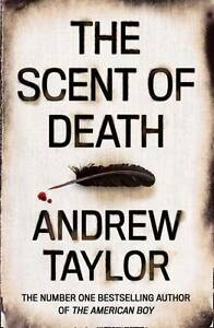 The-Scent-of-Death-by-Taylor-Andrew-Paperback-book-2013