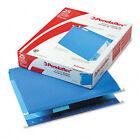 "Esselte 4152x2blu Colored Box Bottom Hanging Folder - Letter 8.5"" X"