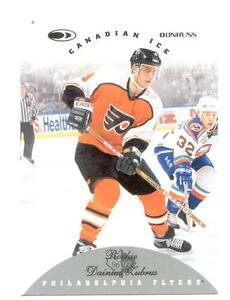 1996-97-DONRUSS-CANADIAN-ICE-Dainius-ZUBRUS-RC-rookie
