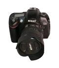 Nikon D70 6.0 MP Digital SLR Camera - Black (Kit w/ AF-S DX 18-70mm Lens)