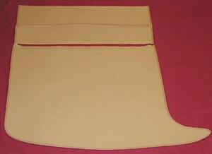 1946 1948 Plymouth Trunk Mat Kit 2 Pieces Ebay