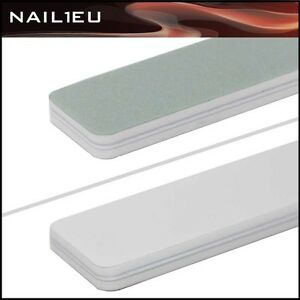 10-x-Fichier-de-polissage-pour-Acrylique-et-Ongles-naturels-175x30x6mm