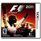 F1 2011 (Nintendo 3DS, 2011)
