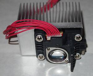 Phlatlight PT-54 Red 625nm 700 Lumen LED With Heatsink-Optics