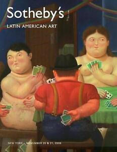 Sotheby's Latin American Art Auction Catalog November 2006