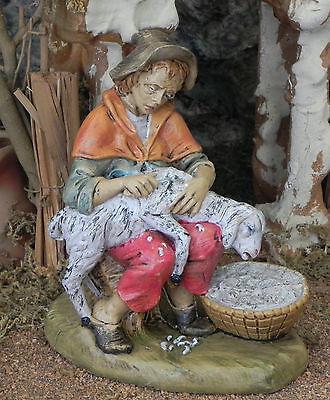 "5.5"" Euromarchi  Nativity Figure Presepio Manger Creche Figurine"