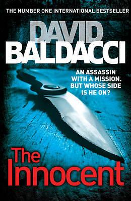 The Innocent  - David Baldacci  - Hardback