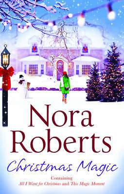 """AS NEW"" Christmas Magic: All I Want for Christmas / This Magic Moment, Roberts,"