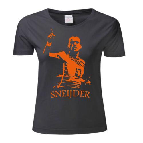 T-shirt Wesley Sneijder INTER maglietta maglia Uomo Donna Man Woman CALCIO