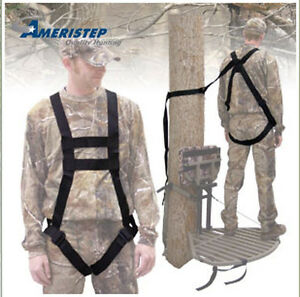 Ameristep Full Body Harness Model 235 Tree Stand Safety