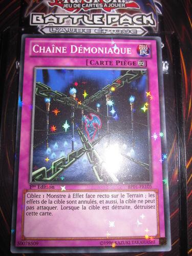 YU-GI-OH BP01 BATTLE PACK L/'AUBE EPIQUE AU CHOIX FRANCAISES STARFOIL NEUVES