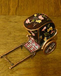 kubla crafts jeweled trinket box kc3434 rickshaw new from
