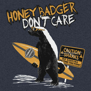 """honey badgers don t care You've probably heard all kinds of things about the honey badger and wondered, """"are these claims substantiated"""" (first and foremost: is it true that honey badgers don't care."""