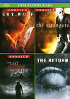 Cry Wolf/The Strangers/The Last House on the Left/The Return (DVD, 2012, 2-Disc Set)