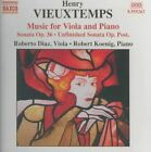 Henri Vieuxtemps - Henry Vieuxtemps: Music for Viola and Piano (2002)