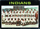1971 Topps Cleveland Indians 584 Baseball Card